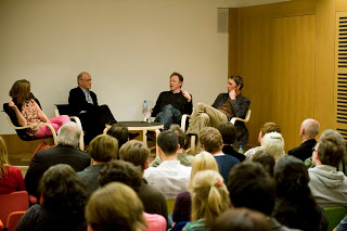 John Rogers, Iain Sinclair, Will Self