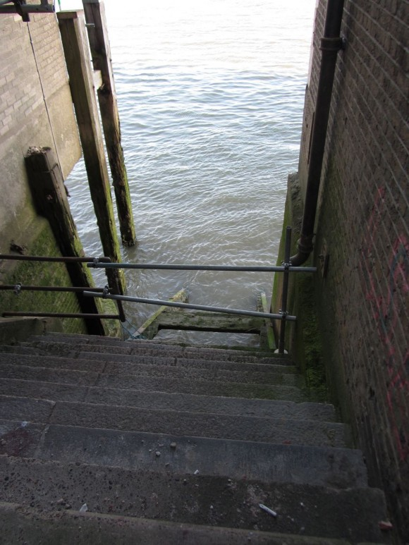 King Henry's Stairs Wapping