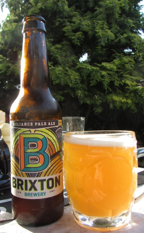 Brixton Brewery Pale Ale