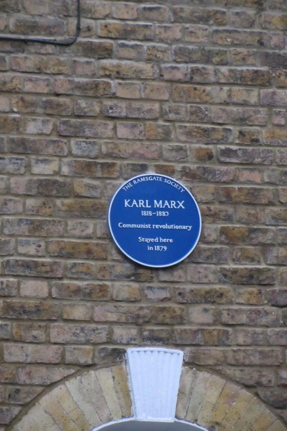 Karl Marx Ramsgate
