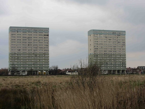 Fred and John Towers Leytonstone