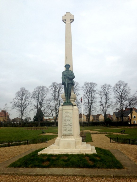 Ilford War Memorial Park