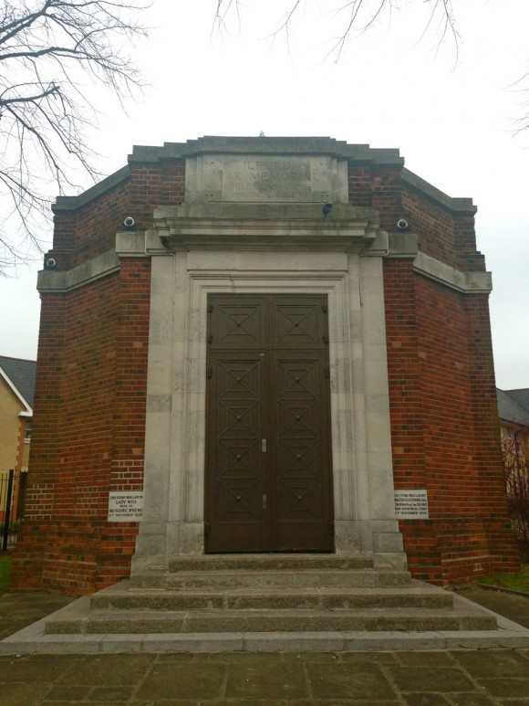 Ilford War Memorial Hall
