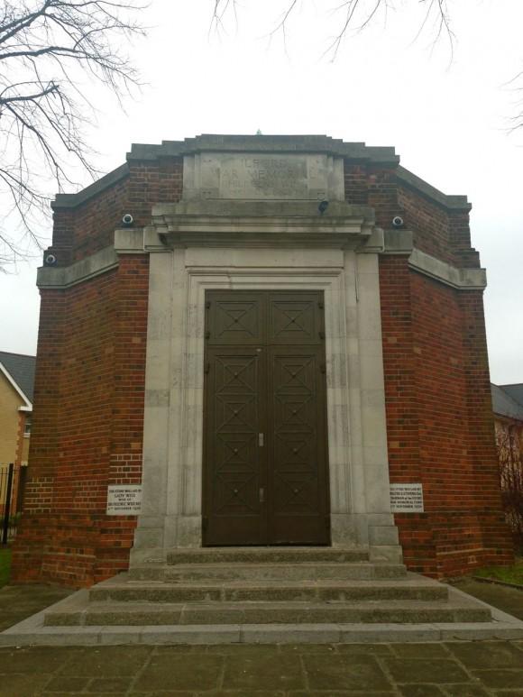 Ilford War Memorial Hall