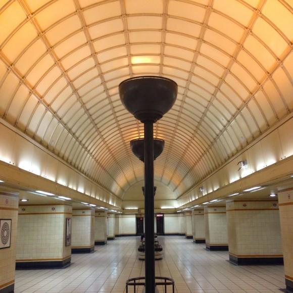 Gants Hill Tube Station