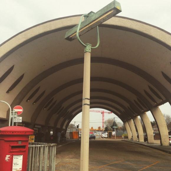 Newbury Park Bus Station