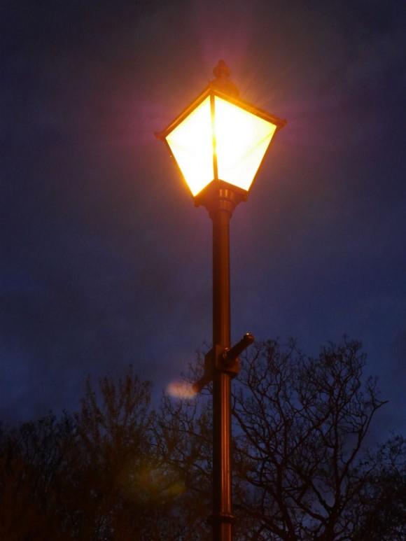 Canonbury Lamp