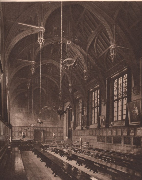 Lincoln's Inn old photo