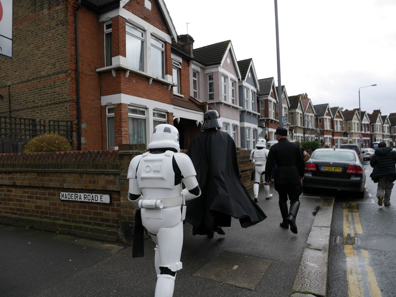 star wars leytonstone