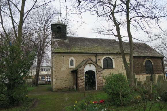 Little Ilford Church