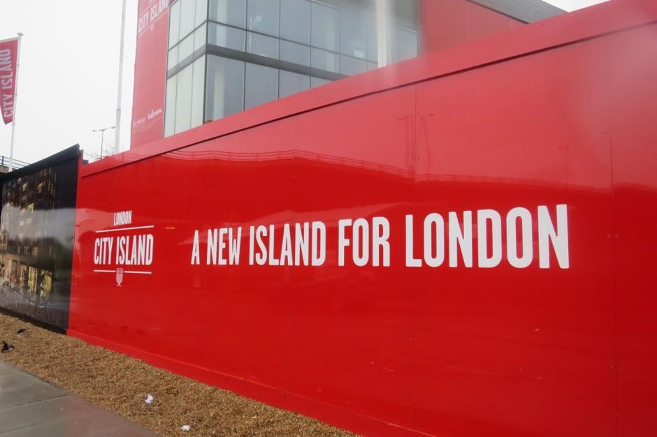 City Island London
