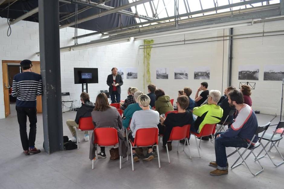 John Rogers Leyton talk