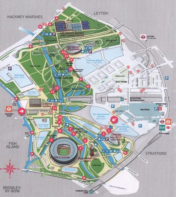 Olympic Park 2016