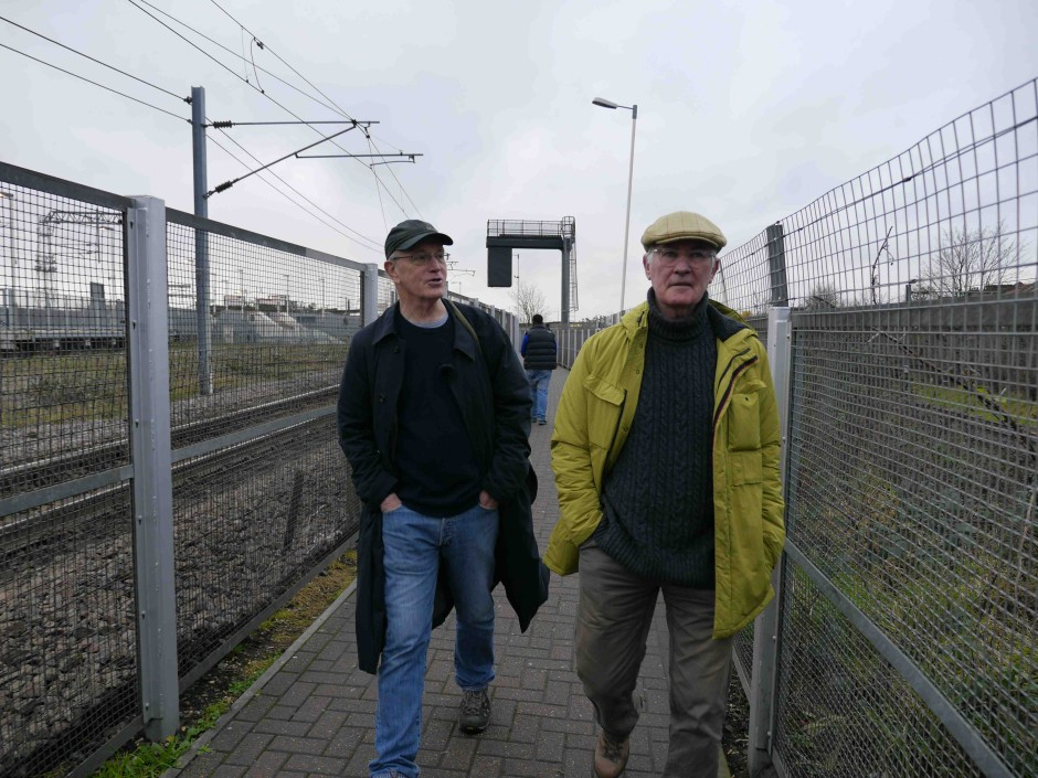 Iain Sinclair Chris Petit overground film