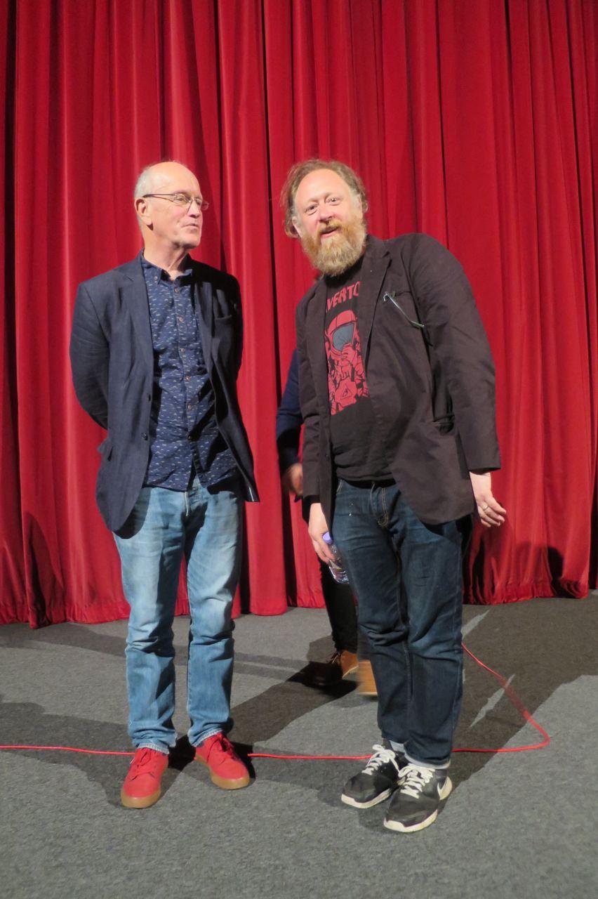 Iain Sinclair & John Rogers