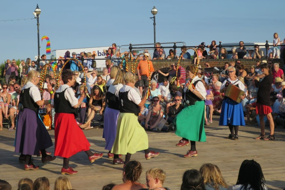Morris Dancing Broadstairs