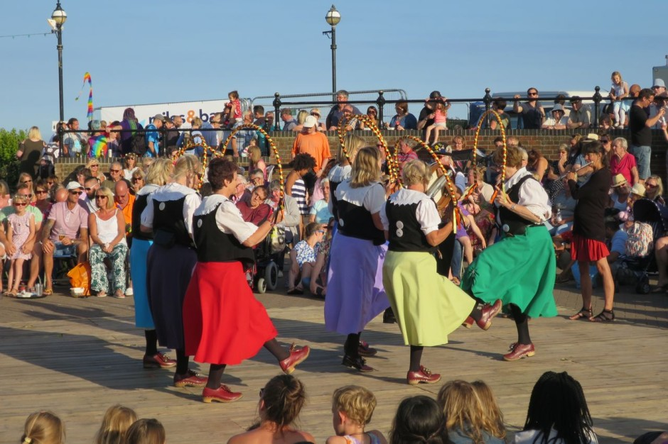 Morris Dancing Broadstairs 2016