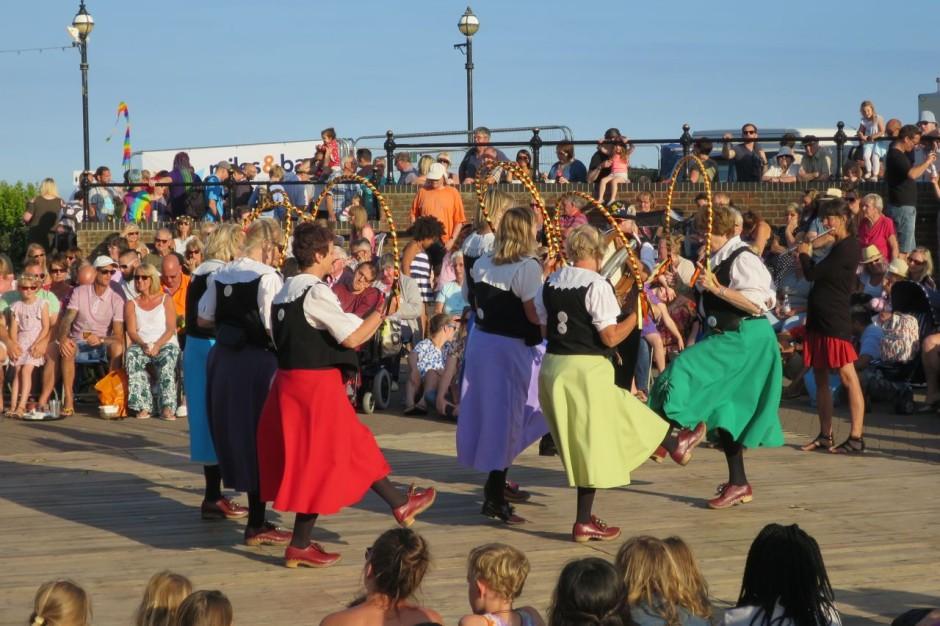 Morris Dancing Broadstairs 2016