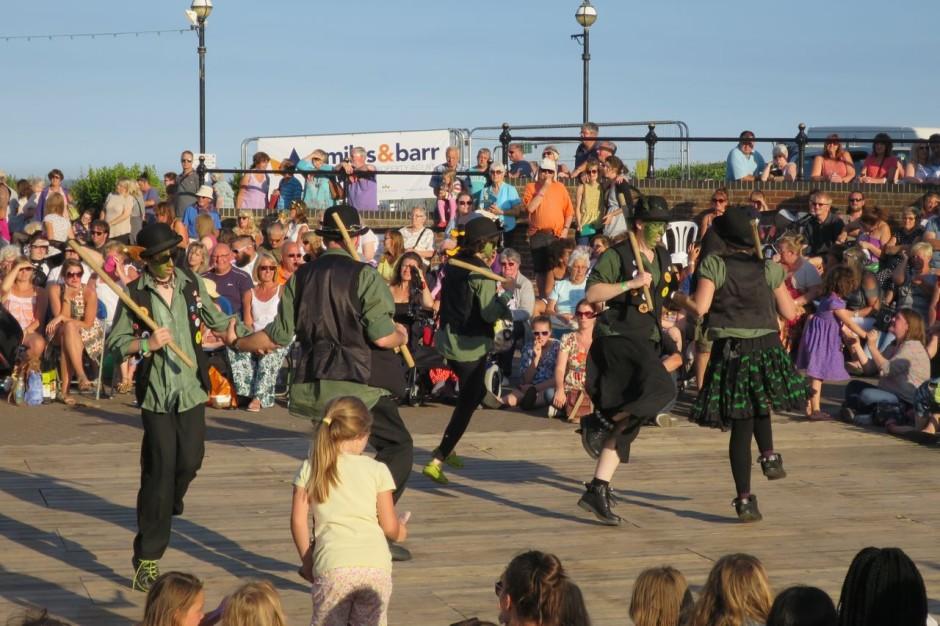 Morris Dancing Broadstairs