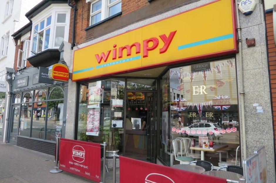Upminster Wimpy