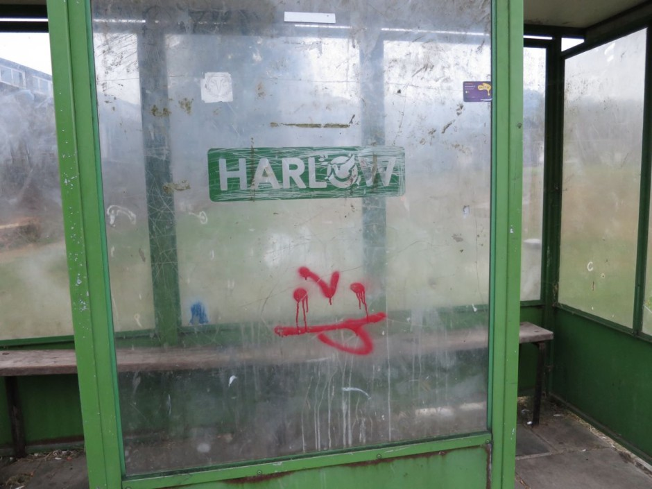 Harlow Bus Shelter
