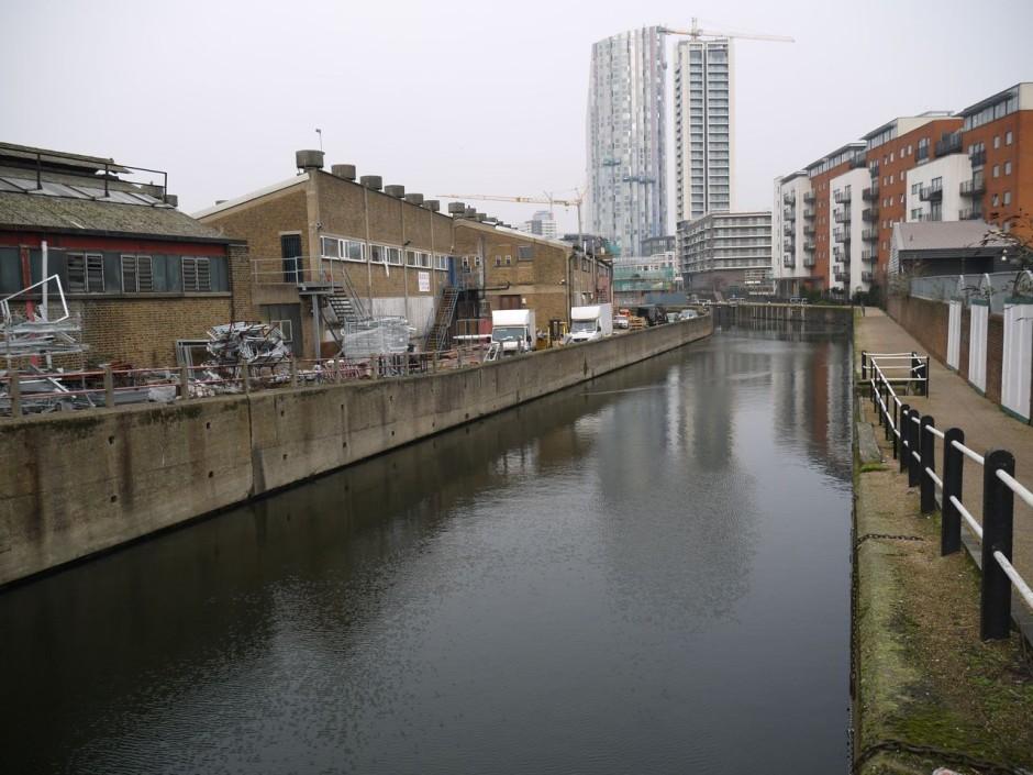 City Mill River