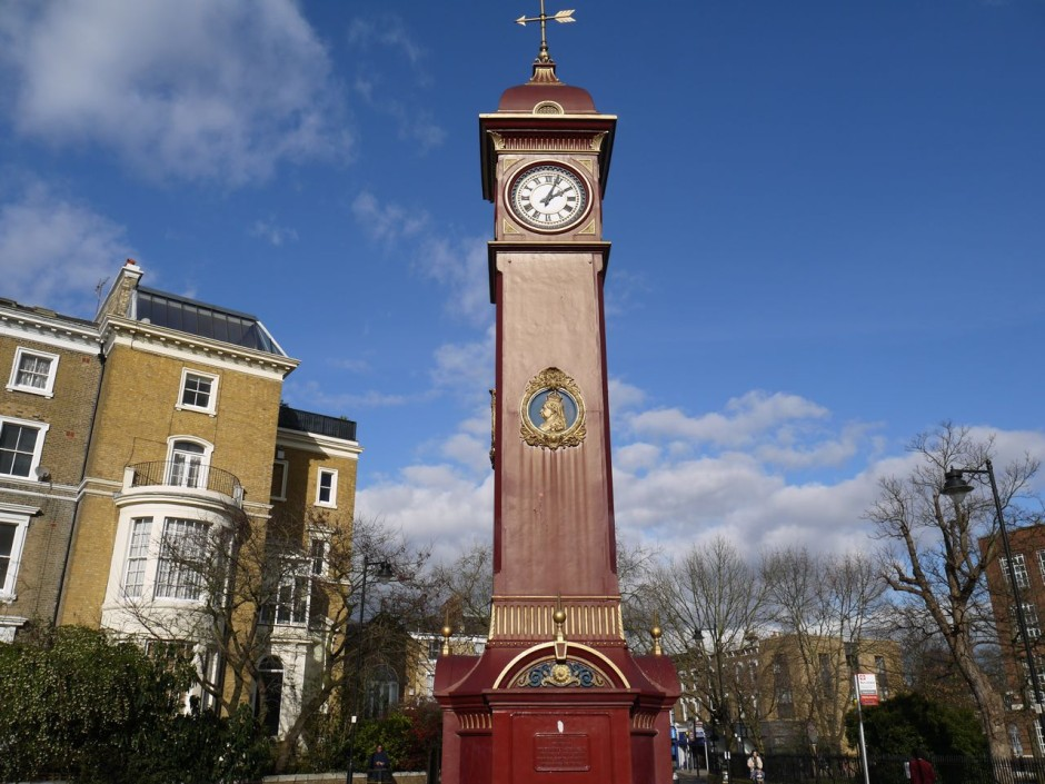 Highbury Clocktower