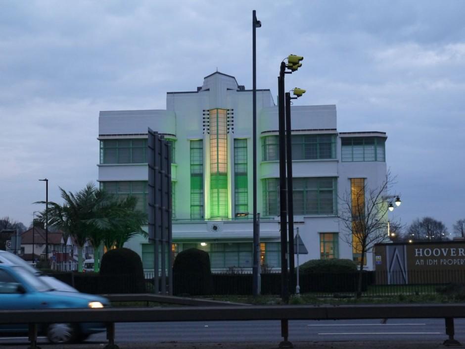 Hoover Building Perivale