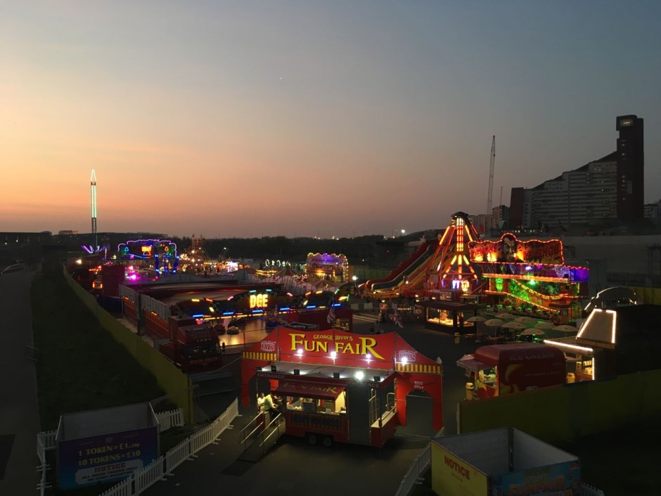 Olympic Park Fun Fair