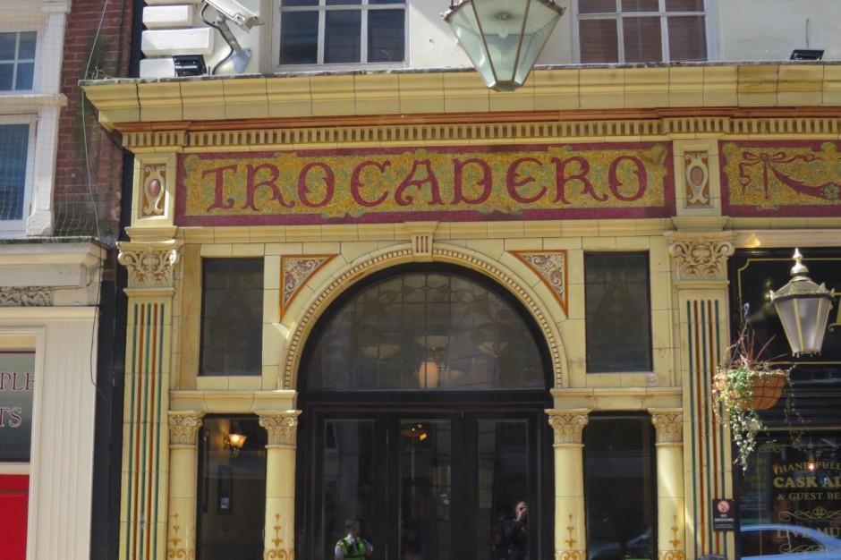 Trocadero Birmingham
