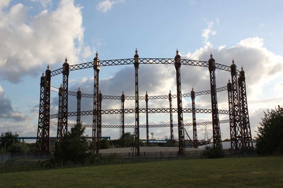 Beckton Gas Works