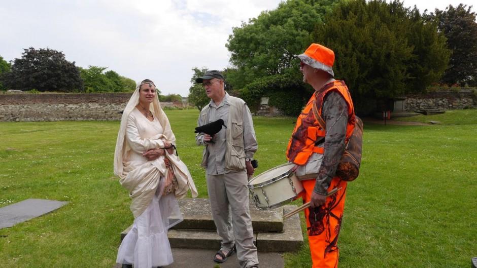 Edith Walks Claudia Barton Iain Sinclair