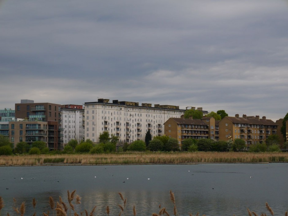 Woodberry Down Estate Woodberry Wetlands