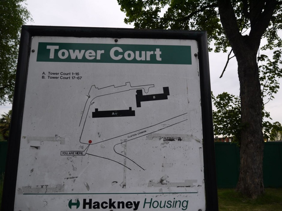 Tower Court Hackney