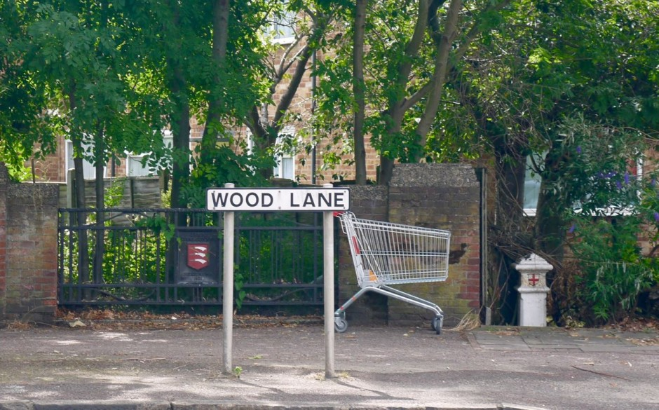Coal Tax Post Wood Lane