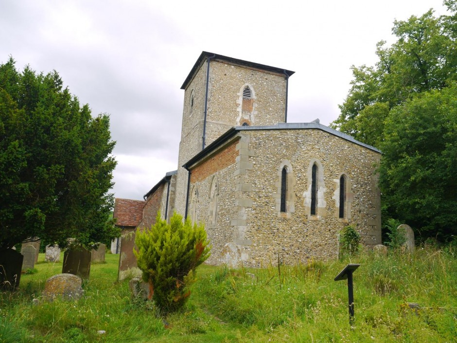 St. Mary's Church Radnage