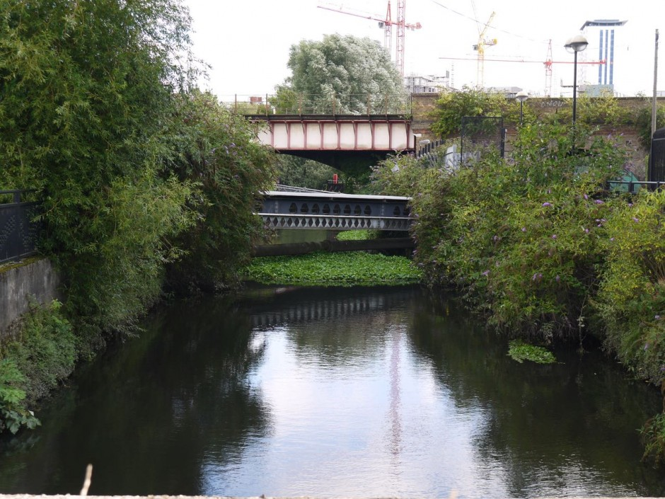 River Wandle at Wandsworth