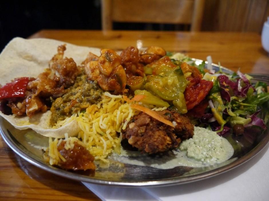 Diwani Indian buffet