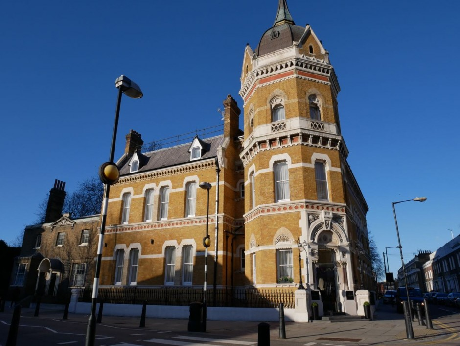 Poplar Town Hall / Lansbury Hotel
