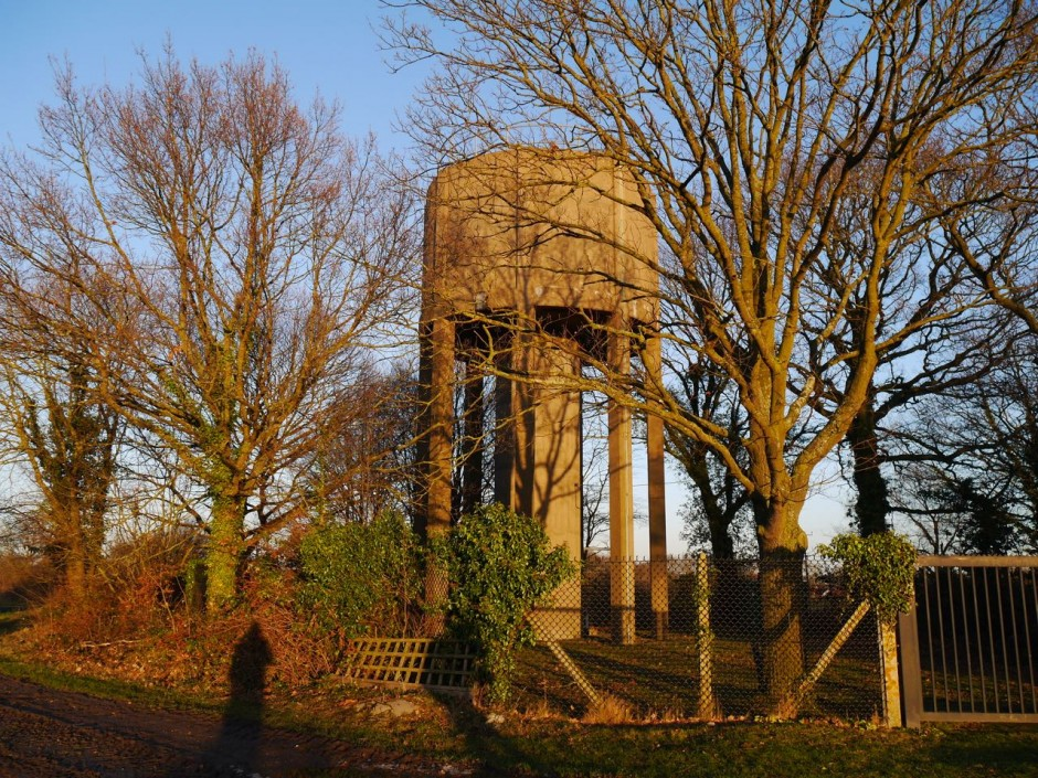 Toot Hill Water Tower