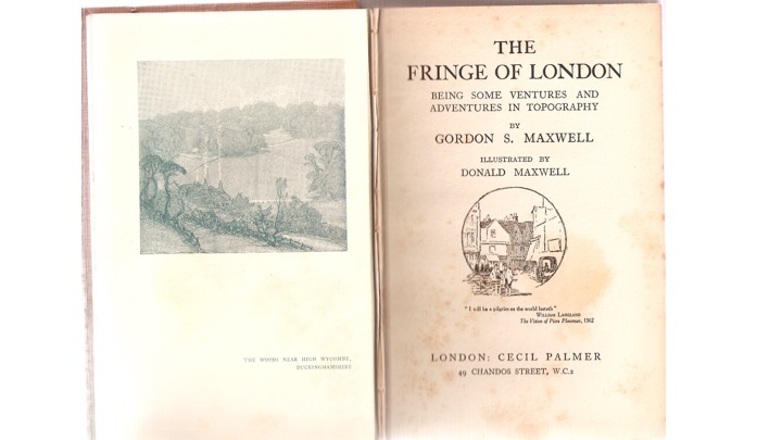 Fringe of London Gordon S. Maxwell