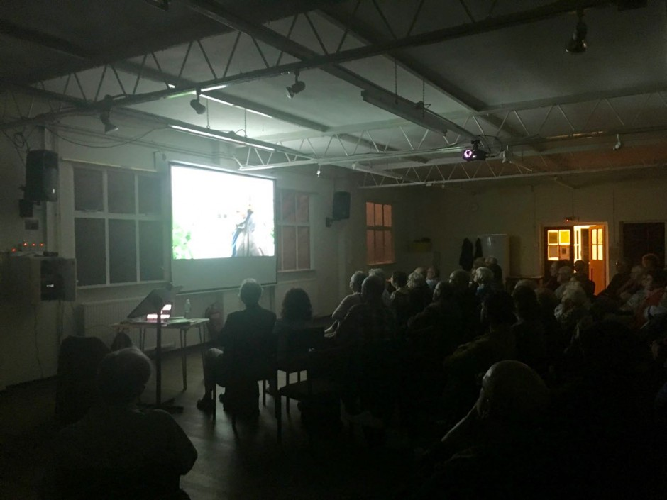 John Rogers film screening Leytonstone
