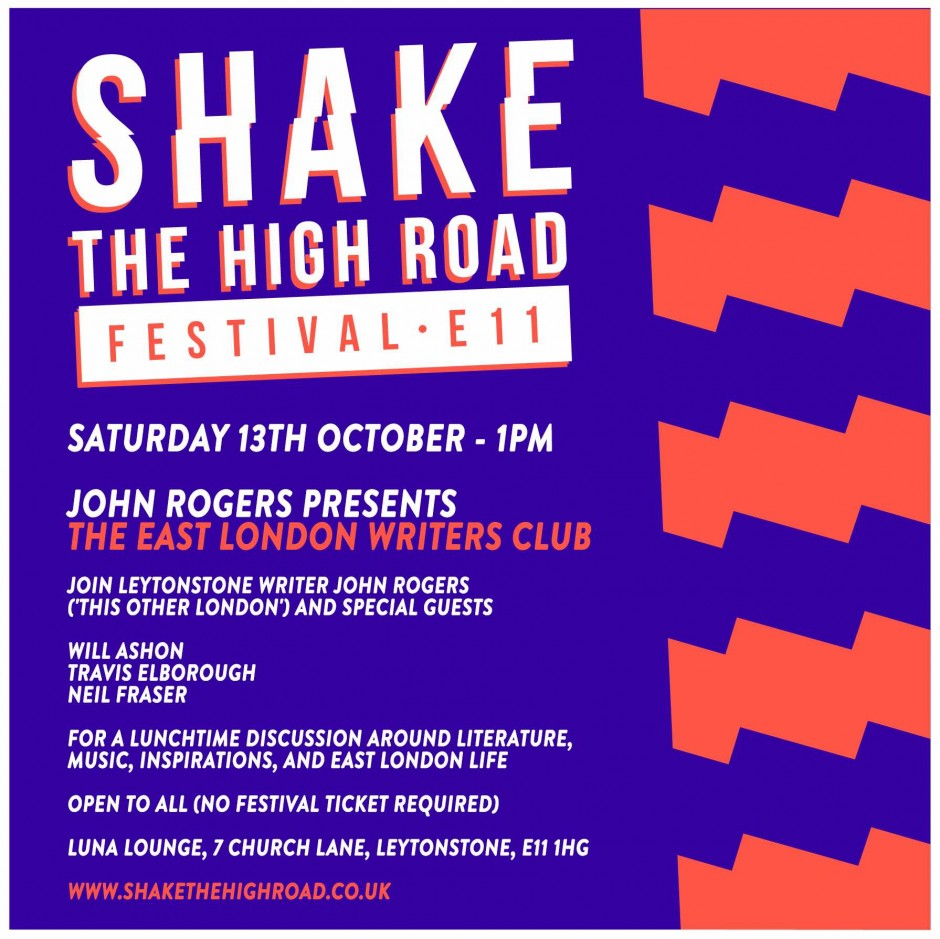 Shake the High Road Leytonstone