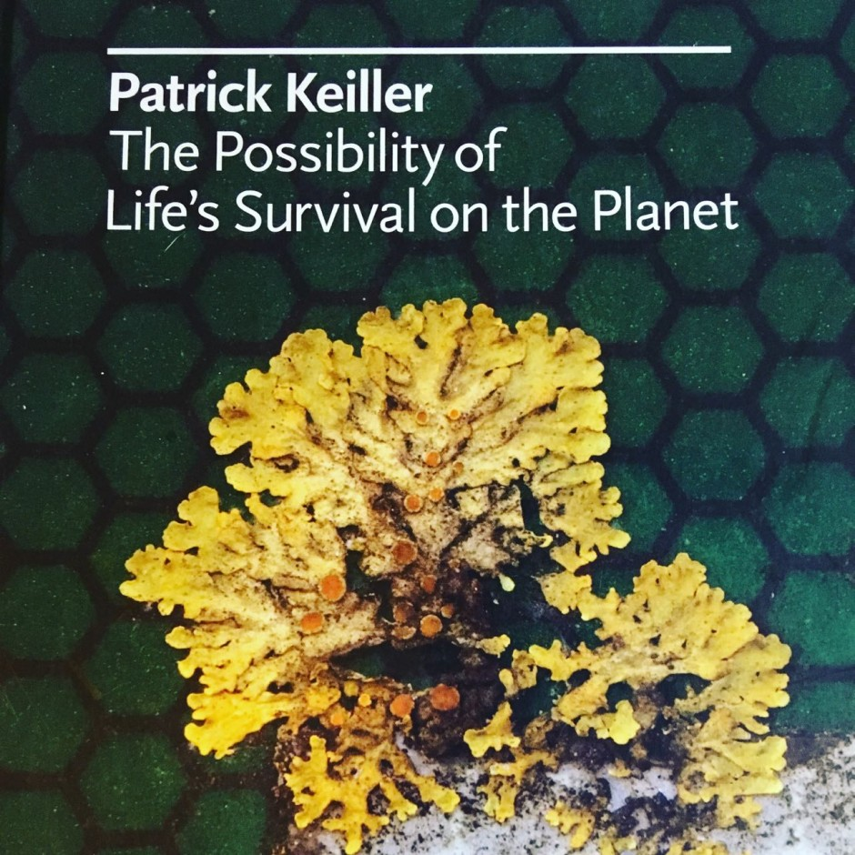Patrick Keiller book