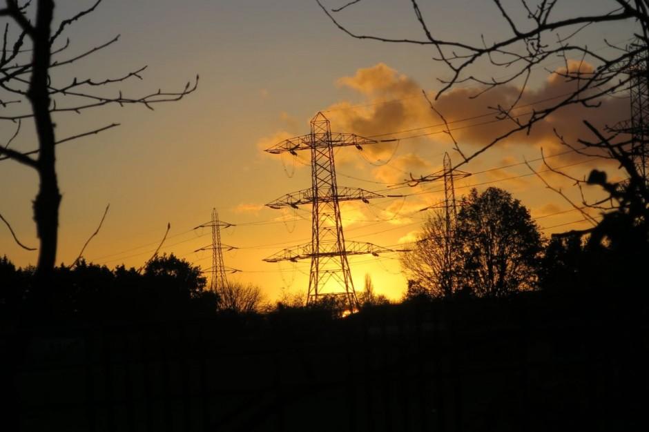 Clayhall sunset