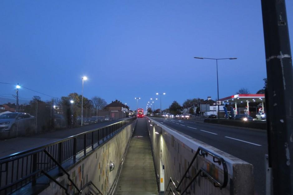 Redbridge A12