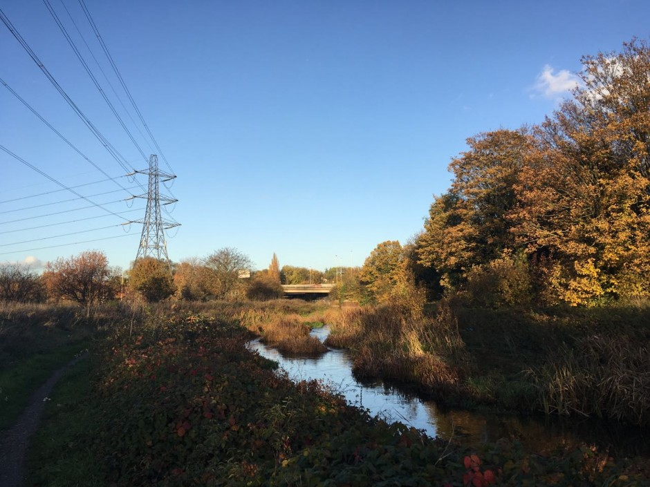 River Roding Wanstead