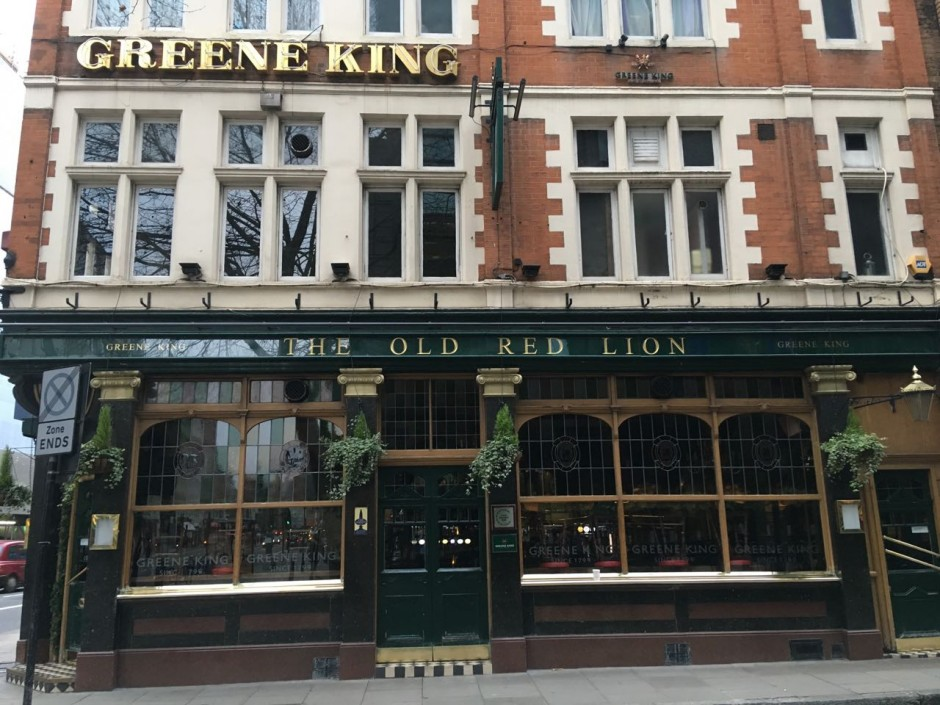 Old Red Lion pub