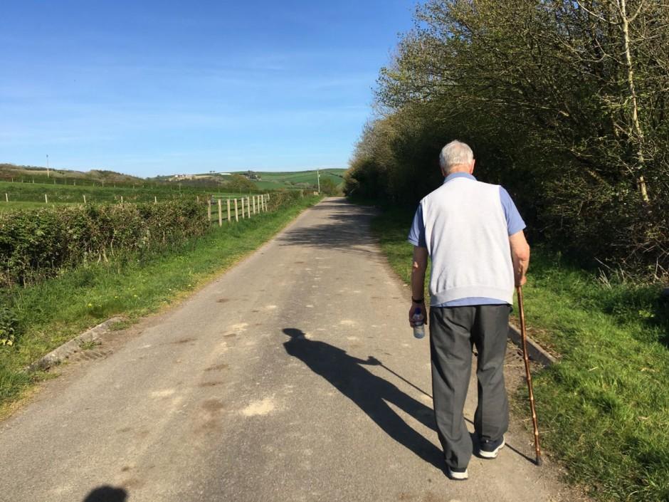 Devon walk