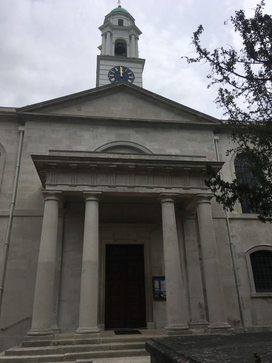 St Mary's Wanstead